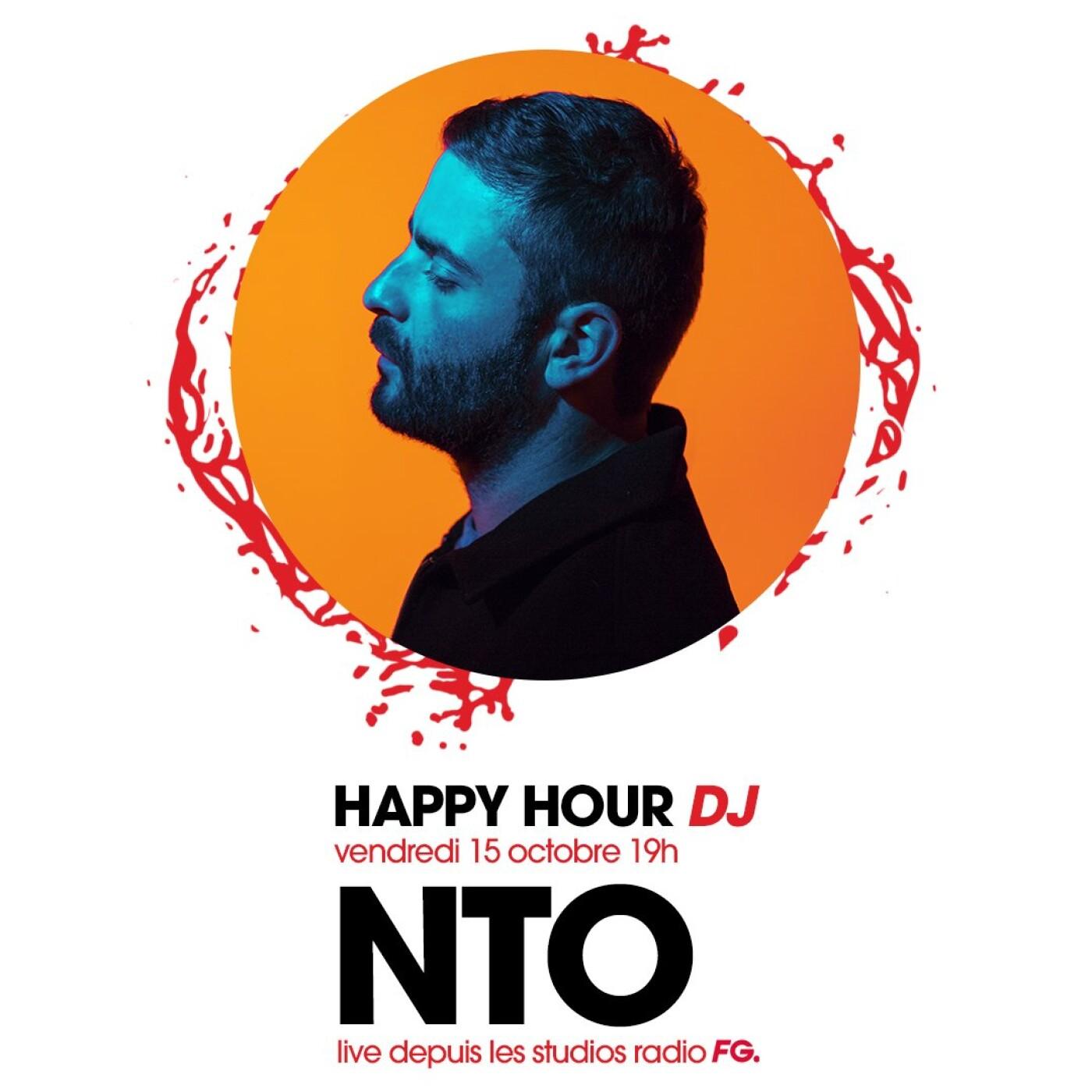 HAPPY HOUR DJ : NTO