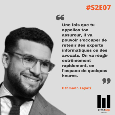 Thumbnail Image S2E07 - Othmann Layati - Conférence Forensik 2020