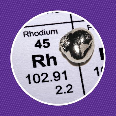 Qu'est-ce que le rhodium ? cover