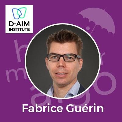 #01 Fabrice Guérin – CMO chez D-AIM cover