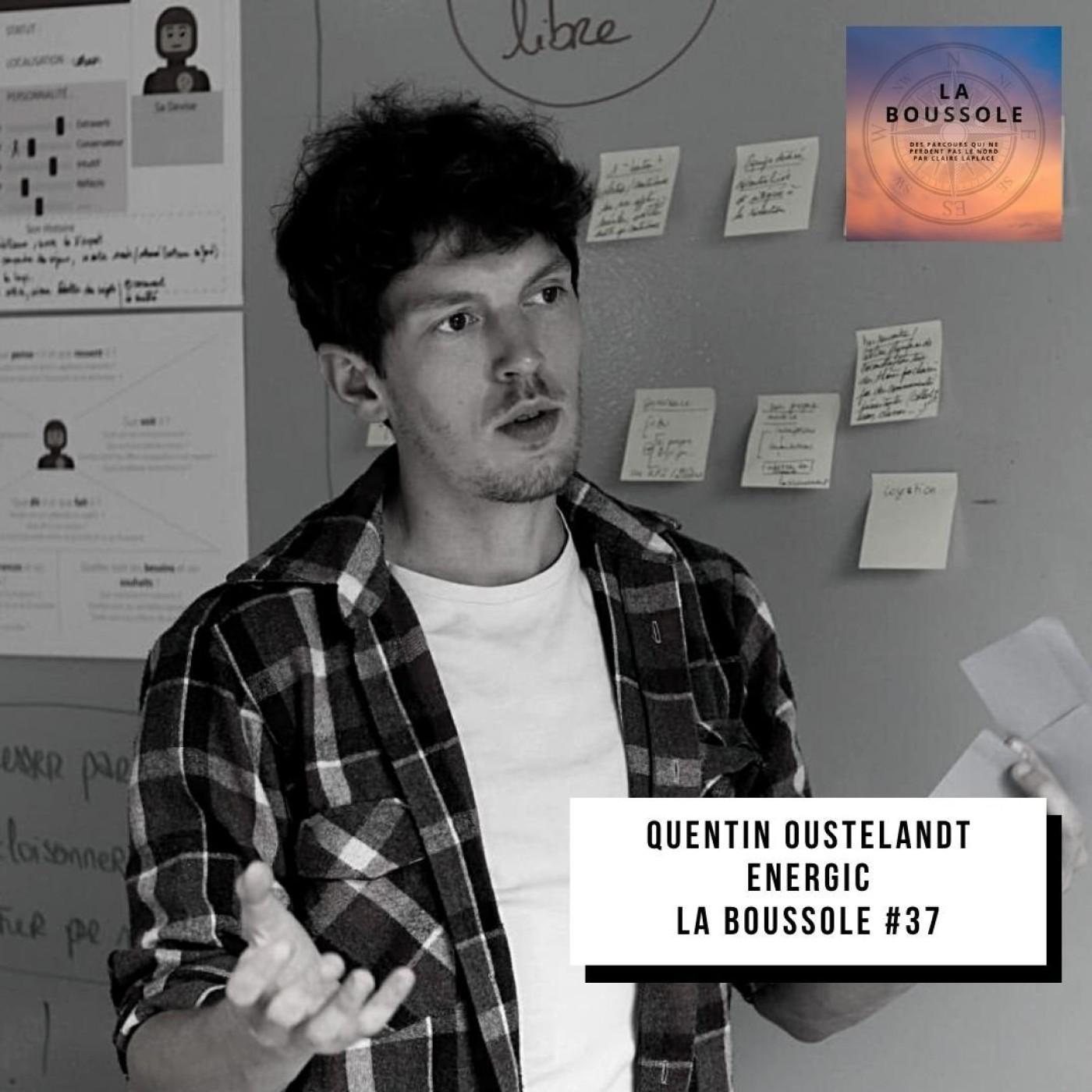 #37_Quentin Oustelandt_Energic_Changer nos habitudes pour agir au quotidien