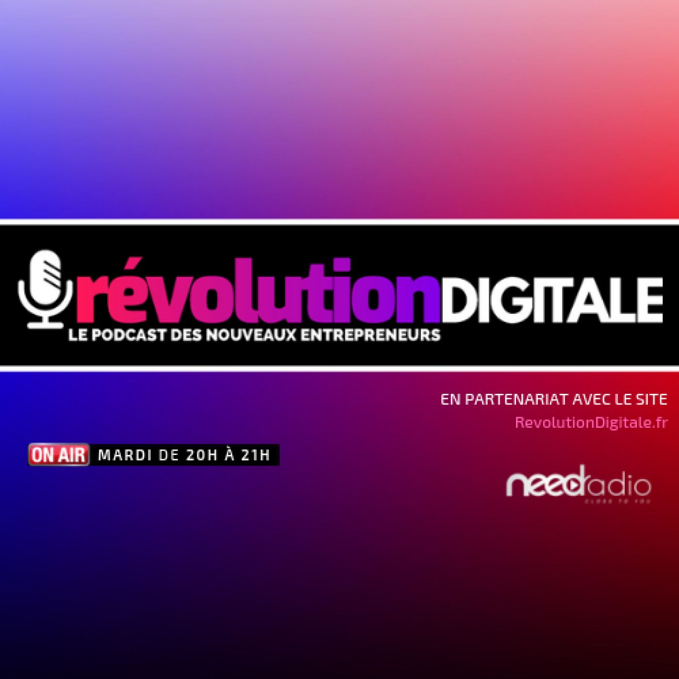 Révolution Digitale (11/09/18)