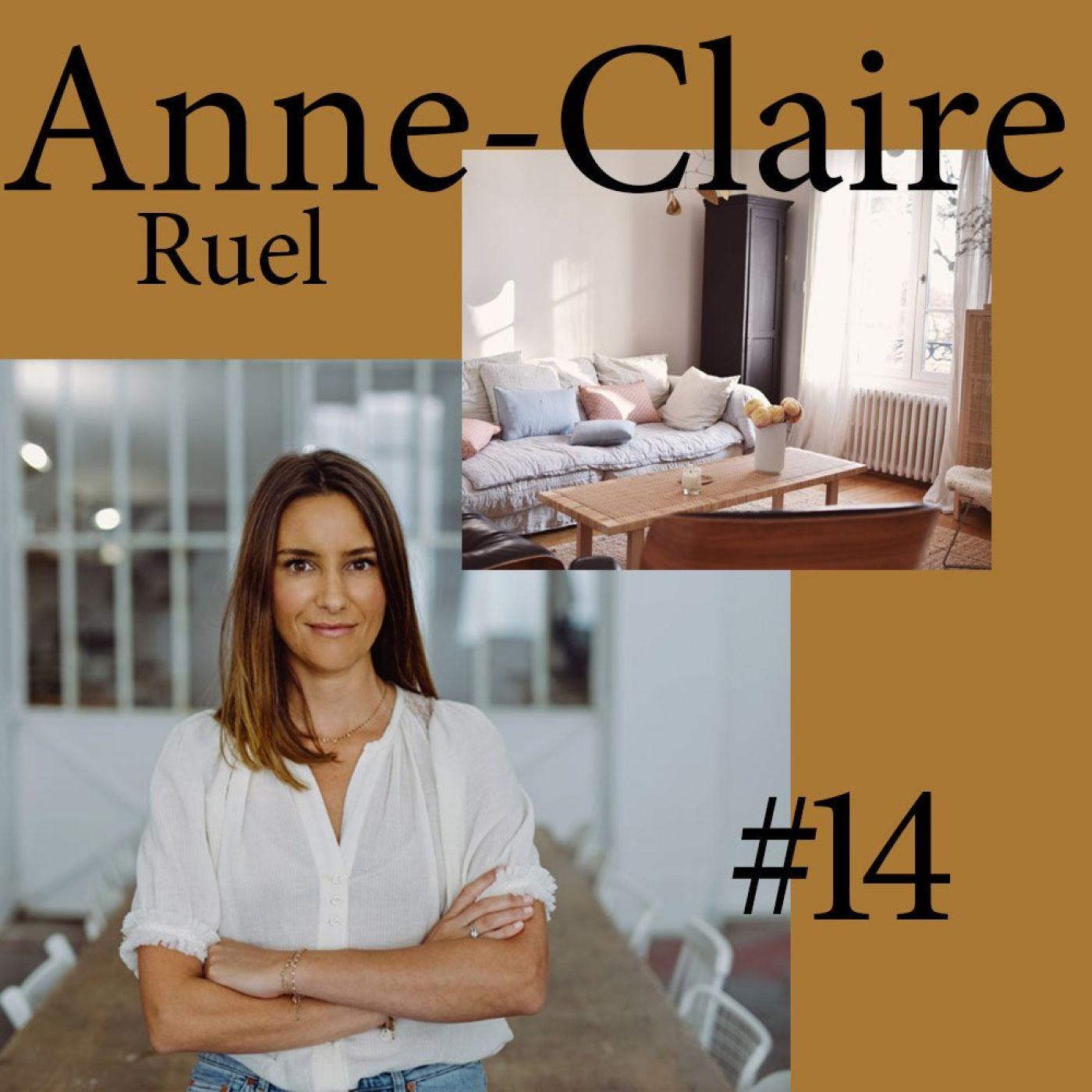"""#14 Anne-Claire Ruel (Maison Margaret) """"La vente à domicile c'est le contact avant tout"""""""