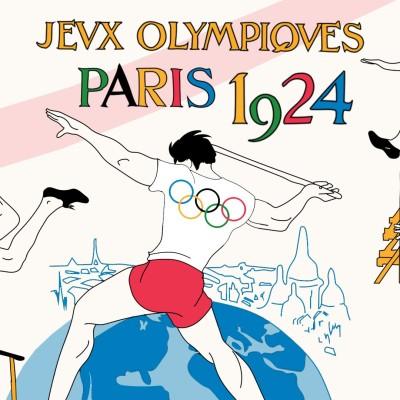 Jeux Olympiques 1924 - Paris cover