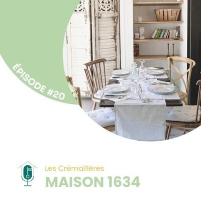 #20 - Hors Série Rencontre avec Laure Precigout de Maison 1634 cover