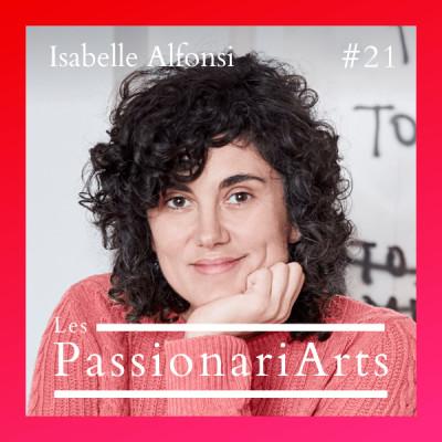 #21 Isabelle Alfonsi, galeriste - Esthétique de l'émancipation cover