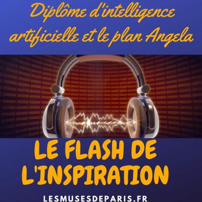image Diplome en intelligence artificielle et Angela : le flash de l'inspiration du 29 mai 2020