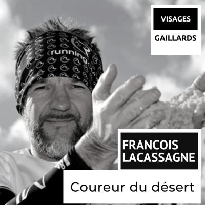 Francois Lacassagne - Coureur du désert cover
