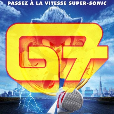 G7 - Episode 13 - Sonic cover