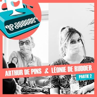 L'animation jeunesse - Arthur de Pins et Léonie De Rudder - part 2 cover