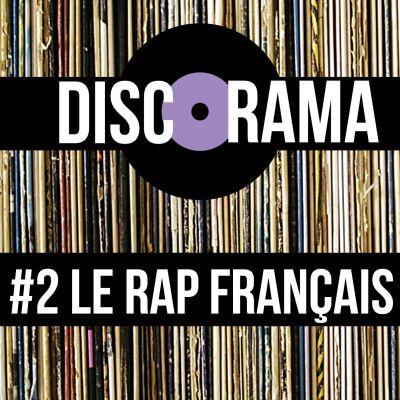 image Discorama #2 - Rap francais (Simon et Simone)