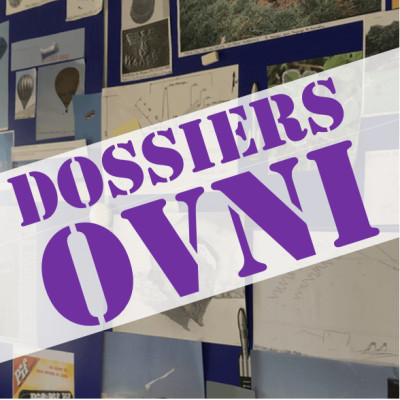 Les dossiers OVNI cover