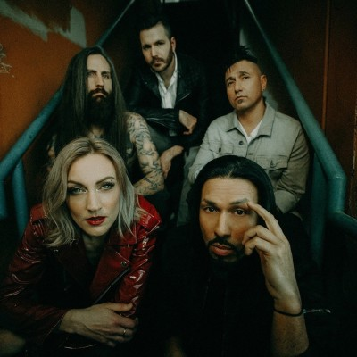 213Rock Harrag Melodica Podcast Live interview May 21th 2021 with Leigh Kakaty of Pop Evil cover