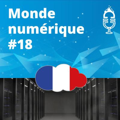 #18 Cloud souverain : la France peut y arriver, selon Tariq Krim - Le boom du podcast en France cover