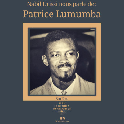Cover' show Patrice Lumumba par Nabil Drissi - S01E04