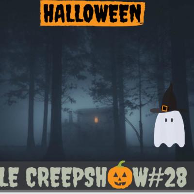 Creepshow 28 - Passez un excellent Halloween cover