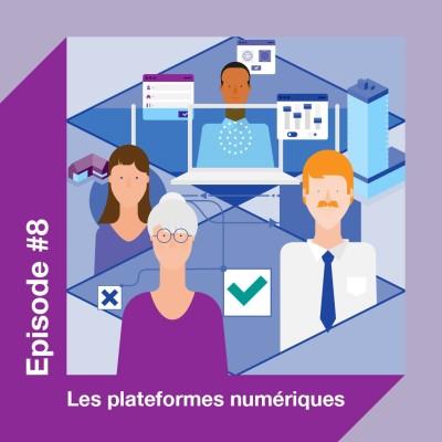 Les plateformes numériques, modèles du futur ? cover