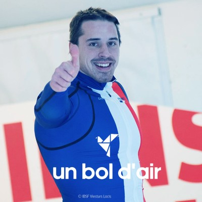 #36 - Romain HEINRICH - Capitaine et Pilote de l'équipe de France de Bobsleigh cover