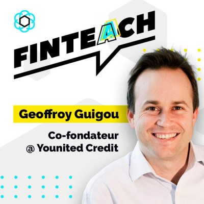#13 - Geoffroy Guigou - Younited Credit cover