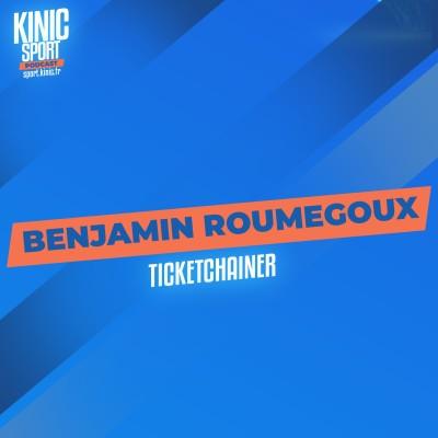 #8 - Benjamin Roumegoux : Ticketchainer cover