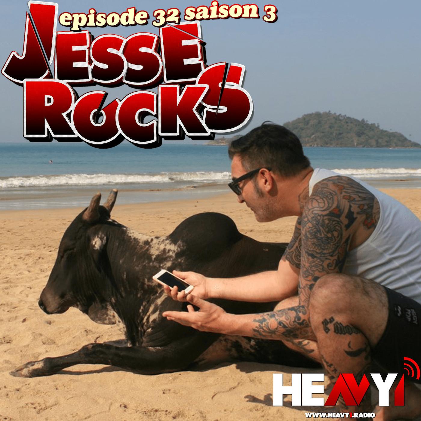 Jesse Rocks #32 Saison 3