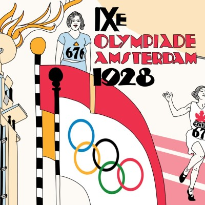 Jeux Olympiques 1928 - Amsterdam cover