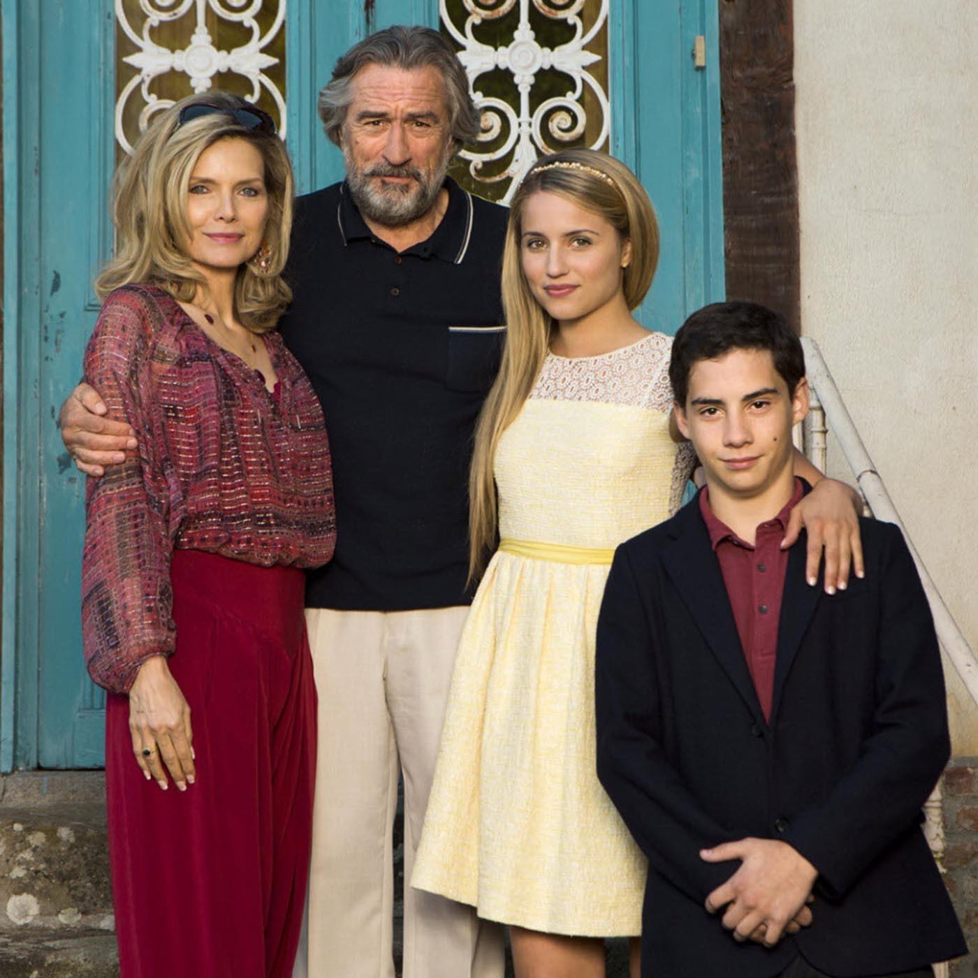 Malavita : Le mal de Luc Besson