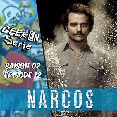 image Geek en série 2x12 : Narcos