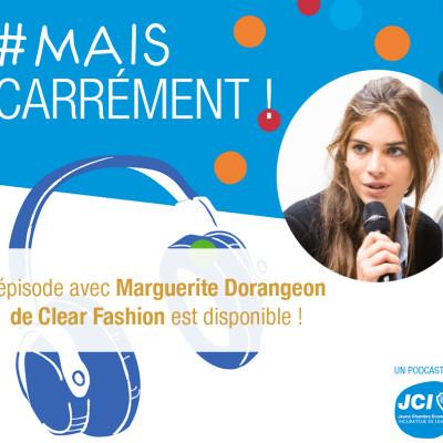 #4. Marguerite Dorangeon - Co-fondatrice de Clear Fashion cover