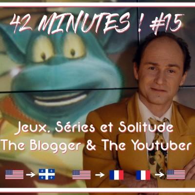 S01E15 - Jeux, Séries et Solitude cover