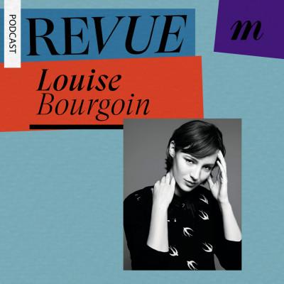 """Louise Bourgoin : """"J'ai la chance d'avoir un homme qui ne se sent pas émasculé par le fait de rester à la maison"""" cover"""