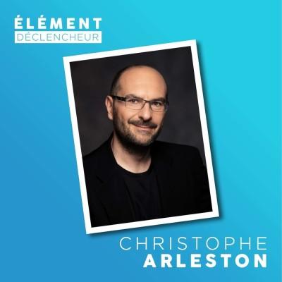 Christophe Arleston, scénariste, romancier, éditeur cover