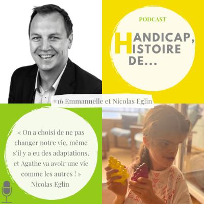 #16 Emmanuelle et Nicolas Eglin, Parents et engagés ! cover