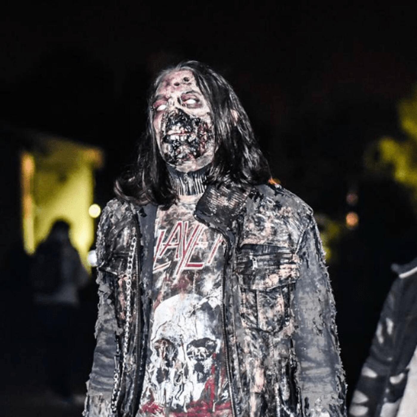 Invasion de zombies au centre commercial Claira Salanca !