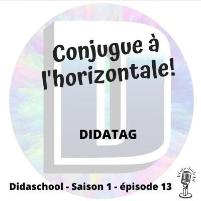 Didatag Conjugue à l'horizontale! cover