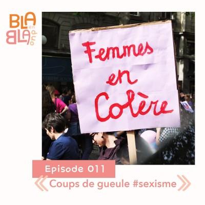Coups de gueule #Sexisme cover