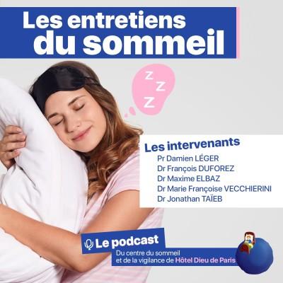 Le somnambulisme: quand faut-il consulter ? Invité : Dr Marie Françoise Vecchierini cover
