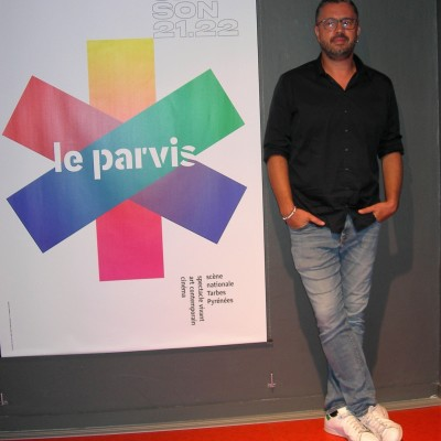 Frédéric Esquerré, Directeur du Parvis cover