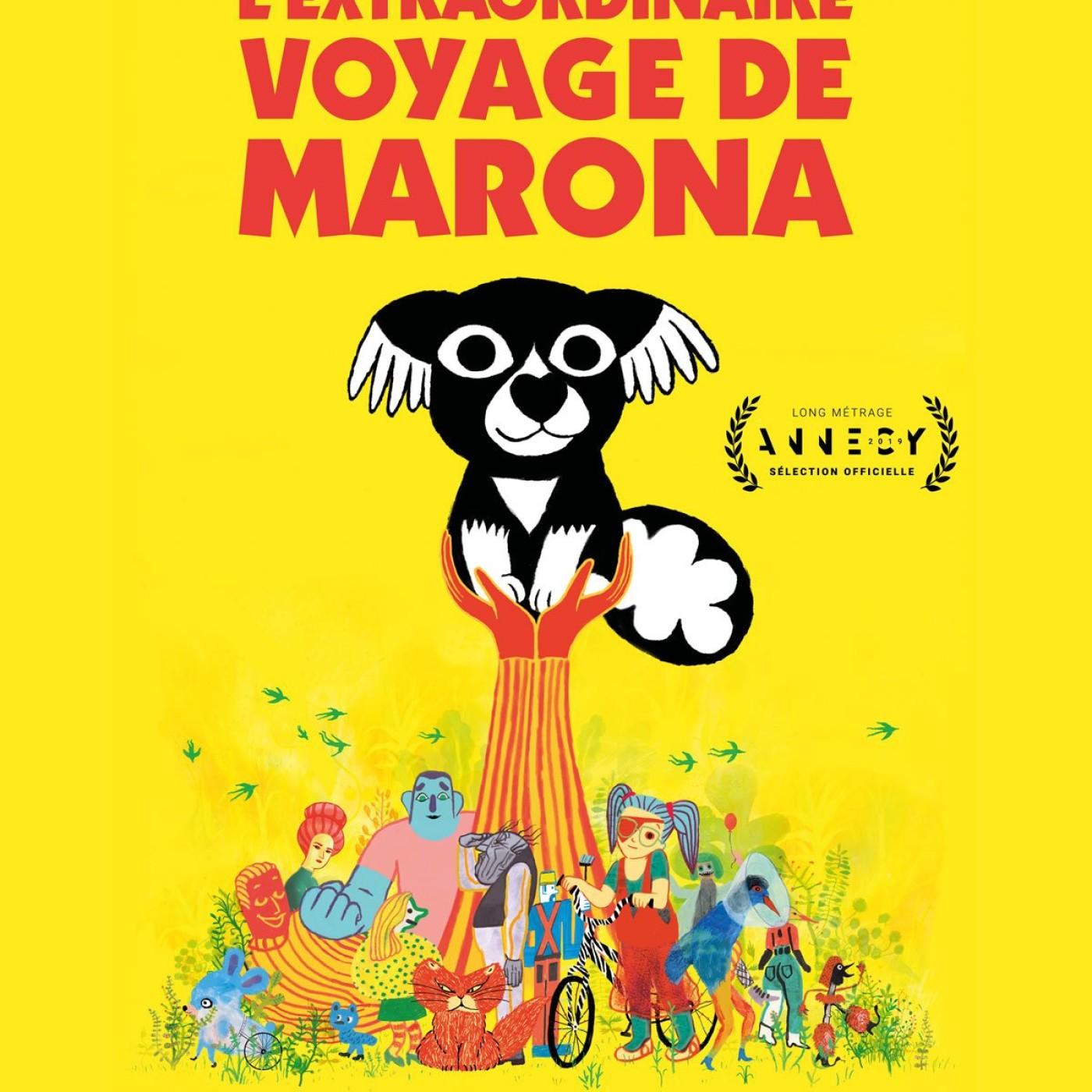 Critique du Film L'EXTRAORDINAIRE VOYAGE DE MARONA