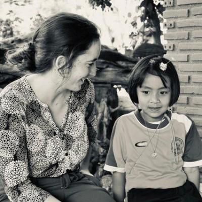 Clémentine, Volontaire Bambou en Thailande - 2020 cover
