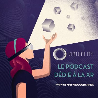 Virtuality | Le podcast cover