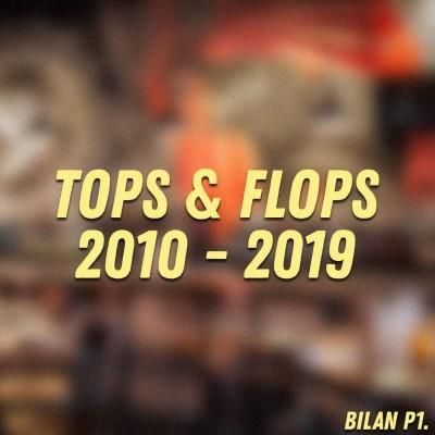 Au Tour du Mic - Tops et Flops 2010-2019 et Bilan 2019 cover