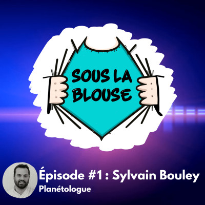#1 Sylvain Bouley cover
