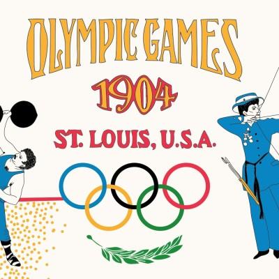 Jeux Olympiques 1904 - Saint-Louis cover
