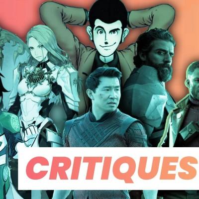 Critiques - Septembre 2021 cover