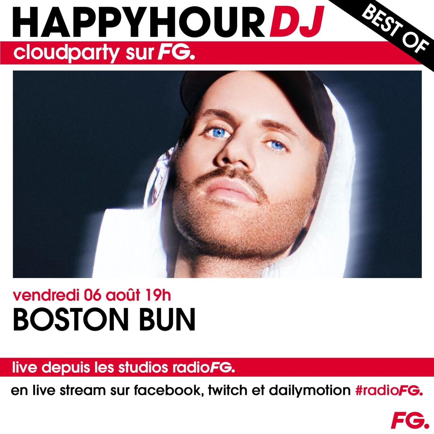 HAPPY HOUR DJ BEST OF : BOSTON BUN