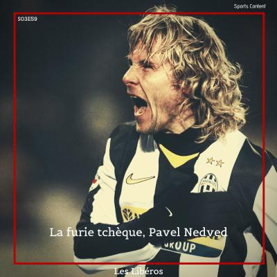 La furie tchèque, Pavel Nedved cover