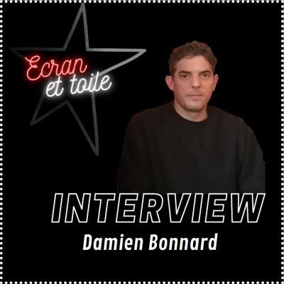 Interview #6: L'intranquille Damien Bonnard cover