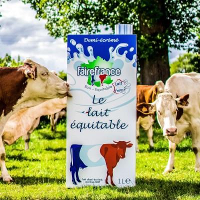 Image of the show Dans les coulisses du lait équitable 🐄