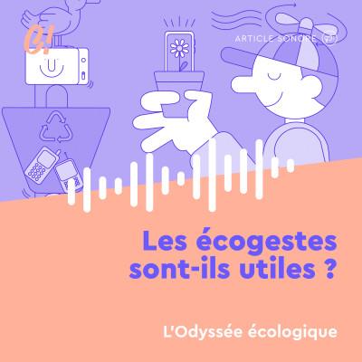 Chut N°4 L'Odyssée écologique - Les écogestes sont-ils utiles ? cover